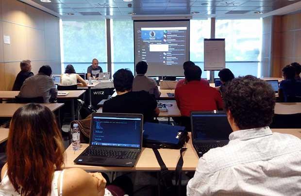 El taller PostCSS revolution de Jorge Aznar en el Congreso Web 2016