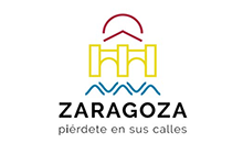 Logotipo y propuesta creativa para Zaragoza Turismo
