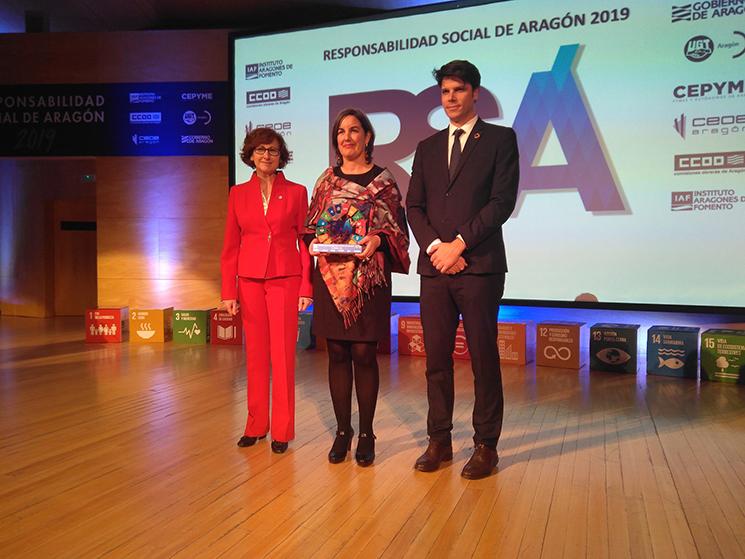 jornada anual de la Responsabilidad Social de Aragón